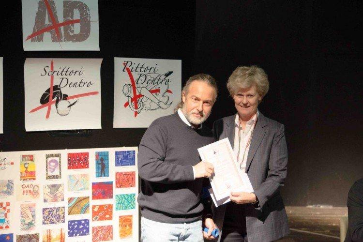 Bollate, Premiazione Artisti Dentro 2016