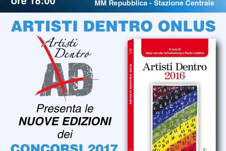 Artisti Dentro Onlus presenta le nuove edizioni dei Concorsi 2017