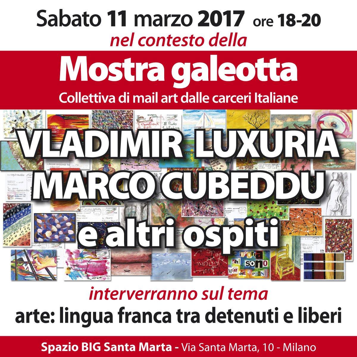 """Il dibattito """"Arte: lingua franca tra detenuti e liberi"""""""