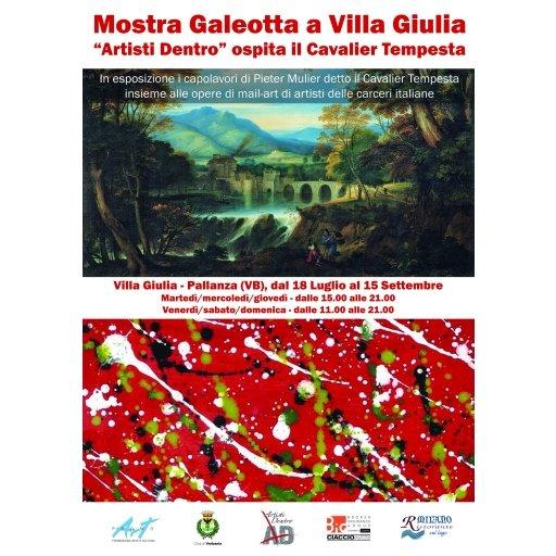 Mostra Galeotta a Villa Giulia
